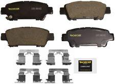 Disc Brake Pad Set-Total Solution Ceramic Brake Pads Rear fits 04-10 Sienna