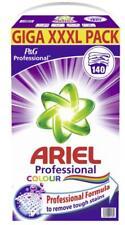 (4,61€/1kg) Ariel Professional Colorwaschmittel für 140 WA 9,1kg Waschpulver P&G