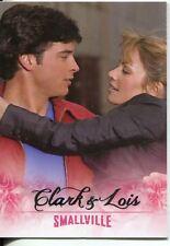 Smallville Seasons 7-10 Lois & Clarke Chase Card LC1