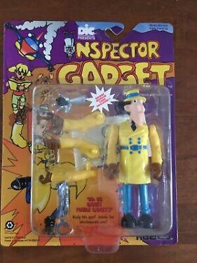 INSPECTOR GADGET Fumble Gadgets TIGER 1992  MOC