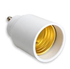 1 ADAPTATEUR DOUILLE GU10 E27 AMPOULE LAMPE culot à ergots vers gros culot à vis