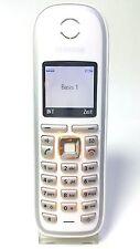 Siemens Gigaset c47h c47 parte mobile c470 c475 cx470 cx475 +2x BATTERIE NUOVE