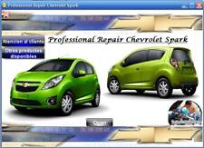 FACTORY SERVICE MANUAL FSM REPAIR MANUAL CHEVROLET SPARK 2010 - 2011