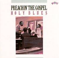 Preachin' the Gospel: Holy Blues by Various Artists CD 1991 Legacy
