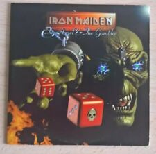 IRON MAIDEN- The Angel And The Gambler (Cd)  PROMO VIRTCDXI 002