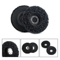5Pcs 115mm Poly Strip Disc Wheel Paint Rust Removal Clean Grind Wheel 22mm Hole