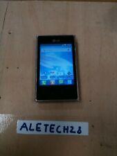 LG OPTIMUS L3 E400 ROSA smartphone vintage funzionante Bello cellulare