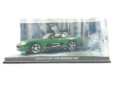 JAMES BOND 007 Collection JAGUAR XKR - DIE ANOTHER DAY -Detailed Scale Model Toy