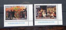Yugoslavia 1998 Europa National Festivals MNH