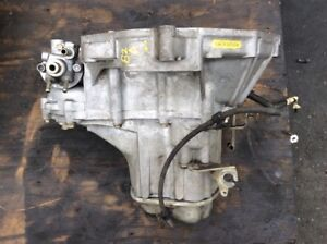 82 83 1982 1983 Accord 5sp Manual Standard Transmission Assembly Used OEM