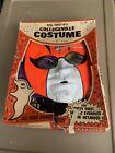 Rare Vintage Collegeville Halloween 12-SK SPIDER Costume 8-10 Medium