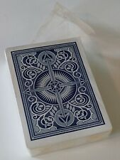 Vintage KEM Playing Cards New Sealed Deck - Blue