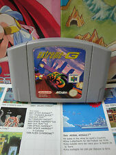 Nintendo 64 N64:Extreme G [TOP COURSE / 1ERE EDITION] SEUL - Fr