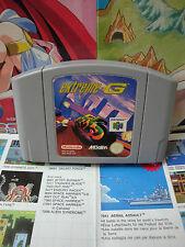 Nintendo 64 N64:Extreme G [TOP CARRERA / 1ª EDITION] SÓLO - Fr