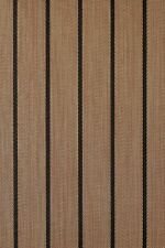 Marine Vinyl Boat/Pontoon Flooring w/ Padding : Teak 08 Tan : 10 x 5