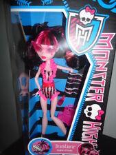 Monster High Draculaura Swim Class Nrfb 2012