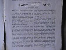 Haxey Hood Percy Hill  Lincolnshire Regiment Killingholme Windmill Axholme