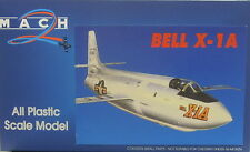 Bell X-1 A, Mach 2, 1:72, Plastikmodellbausatz,NEU