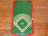 Vintage Tudor Tru-Action Baseball Electric Game BOARD ONLY parts