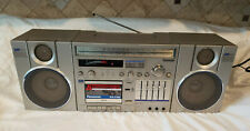 VINTAGE 1982 PANASONIC RX-C100 COOL GHETTO BLASTER BOOM BOX
