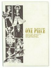 ONE PIECE Book Japan 2017 Schedule Diary Calendar Schedule book New Japan
