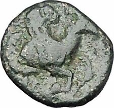 Lampsakos in Mysia 400BC Rare Ancient Greek Coin Female head Pegasus  i47262