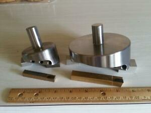 2 Pc. XXX-Large Fly Cutter Set  USA   Top Quality!!!!!