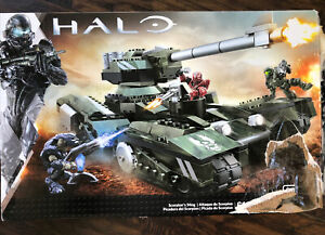 ⭕️ HALO 5 Mega Bloks Scorpions Sting CNG68 Tank SEALED BAGS - NO FIGURES