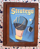 Stratego Bookshelf Edition Board Game Replacement Parts & Pieces 2005 PB Hasbro