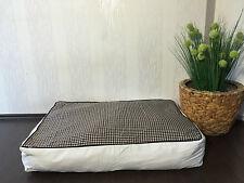 """Lemio - Lit pour Chien """"Cushion"""" - quatre tailles - lavable en machine - robuste"""