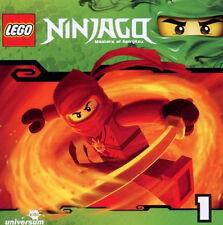 CD * LEGO NINJAGO : MEISTER DES SPINJITZU (CD 1)) # NEU OVP §