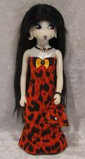 Made to fit PETEENA POODLE  #19, Dress, Purse & Necklace set,  Handmade clothes
