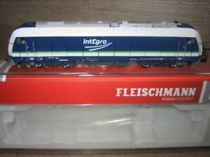 Fleischmann N 726013 - Diesellok BR 223 der IntEgro Verkehr GmbH Vogtland OVP