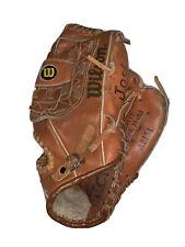 "New listing Wilson A2151 Kirby Pucket 11"" Autograph Model Leather Baseball Softbal Glove RHT"