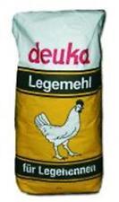 (EUR 0,74/kg) 25kg Deuka Legemehl Hühnerfutter Geflügelfutter Legefutter