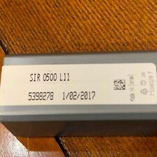 ".140/"" Minimum Bore .400/"" Depth 60º Micro-100 Carbide Internal Threading Tool"