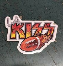 LA KISS Sticker