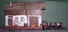 Kohlenhandlung mit Bansen, Spur G (LGB) 70033, Resin, GMK World of model railway