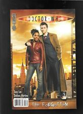 Doctor Who The Forgotten 3 2008 Retailer Incentive Photo Cover Variant IDW