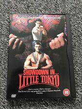 Showdown In Little Tokyo DVD Brandon Lee Dolph Lundgren
