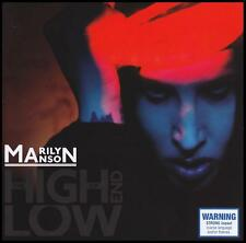 MARILYN MANSON - THE HIGH END OF LOW CD w/BONUS Track ~ INDUSTRIAL ROCK *NEW*
