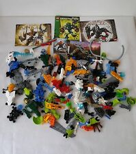 Lego Bionicle Huge Mixed Lot with 5 books Manual