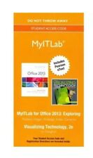 Myitlab Access Code - Office 2013 - Visualizing Technology 2e - Sealed New