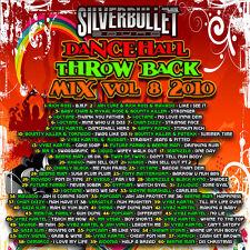 REGGAE DANCEHALL THROWBACK 2010 MIX VOL 8