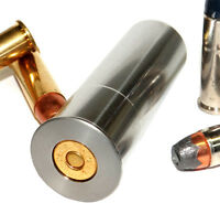 12GA to 357 Magnum Shotgun Adapter - Chamber Reducer - Stainless - Free Shipping