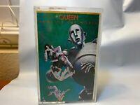 Vintage Queen News Of The World Cassette EMI UK Import TC-EMA 784 RARE