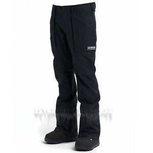 BURTON Mens 2020 Snowboard Snow - Southside Pant - Black