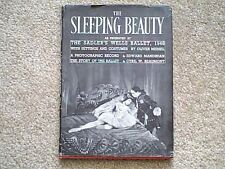 THE SLEEPING BEAUTY  SADLER'S WELLS BALLET 1946 BY CYRIL W. BEAUMONT