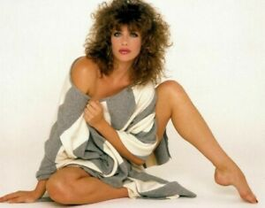 POSTER: KELLY LEBROCK Poster 80s 90s Retro Vintage Repro Photo 24x36 inch B