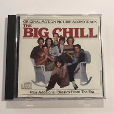 The Big Chill Original Motion Picture Soundtrack CD 1984 Used